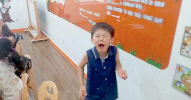 Korean Students Eat Warheads For The First Time, Madness Ensues